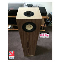 Electricbeach Blackwoods Floorstanding Speakers (pair) - Vintage Cream (New!)