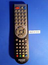 ORIGINALE Denon Telecomando RC-2000 PROFESSIONALE