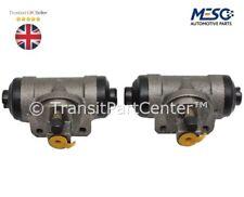 2 X REAR BRAKE WHEEL CYLINDER FOR FORD TRANSIT MK6 MK7 2000-2014