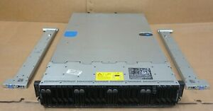 Dell PowerEdge C6220 24-Bay Node Server 4x Nodes 8x E5-2630Lv2 2.4GHz 1024GB Ram