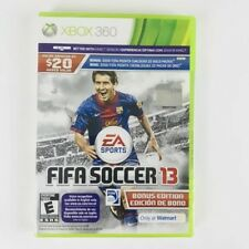 FIFA Soccer 13 - Bonus Edition (Microsoft Xbox 360, 2012) Sealed Rated Everyone