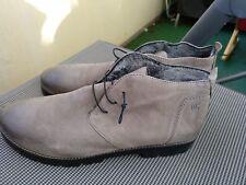 95efc5ec38ec Neu😁Donna Carolina Boots Leder Gr 41,5 im used look😁leicht gefüttert