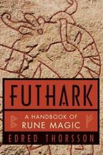 Futhark : A Handbook of Rune Magic by Edred Thorsson (1984, Paperback)