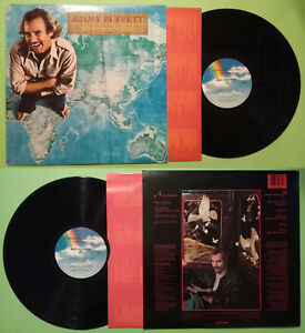 LP 33 Giri JIMMY BUFFETT Somewhere Over China MCA Records MCA-5285 Country no cd