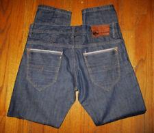 ANTONY MORATO Dark Button Fly Tapered Leg Jeans Tag Sz 46/30 (USA 32x30) NWOT