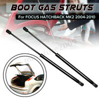 Rear Tailgate Boot Gas Struts Support Steel For Ford Focus Hatchback Mk2 04-10
