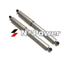 """4X4 SHOCK ABSORBERS PAIR REAR 5"""" LIFTS FOR NISSAN PATROL GQ RB30S 3.0L 4WD WAGON"""
