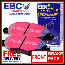 EBC FRONT BRAKE PADS FITS FOR LEXUS IS220D 2.2 TD 05-11