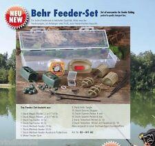 52 Teile  Behr Feeder - Method Set Futterkorb Feederfischen 9381180.