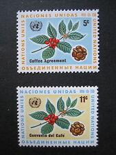 Vereinte Nationen New York MiNr. 168-169 postfrisch (P 083)