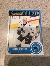 2014/15 O-Pee-Chee Hockey, Mirco Mueller, Rookie Card #U28 Mint!