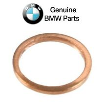 For BMW E10 E30 E32 E36 E24 Turbocharger Oil Line Gasket Copper Washer Genuine