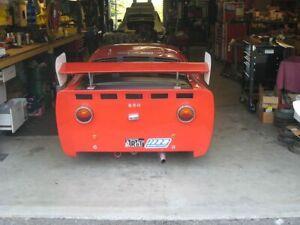 BSH Renault Gordini Rear Wing