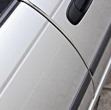 Chrom Türkantenschutz Kanten Schutz mit 3M Kleber Mazda MX 2Stück 100Cm