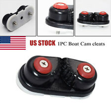 US STOCK Bearing Fast Entry Rope Cam Cleat Sailing Boat Kayak Hardwares 10-14mm