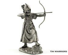 Roman archer - auxilia 1C Tin toy soldiers 54mm miniature figure metal sculpture