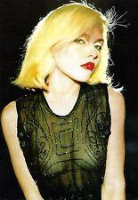 Debbie Harry Blondie impresión arte cartel