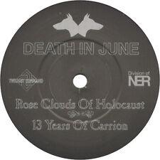 "Death in June Sun Dogs - 7""/Vinyl-Ltd. 2000 + STICKER"
