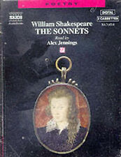 THE SONNETS: READ BY ALEX JENNINGS., Shakespeare, William., Used; Like New Book
