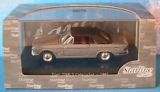 FIAT 2300S CABRIOLET 1962 CLOSED STARLINE 1/43 GREY GRI
