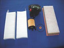 Service Kit  Citroen C4 1.6 HDi Filter Grand Picasso Oil Air Fuel Pollen 110 M