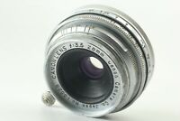[Exc+4] Canon SERENAR 28mm F3.5 Lens LTM For Leica Screw L39 From Japan #865