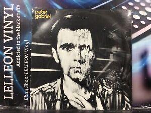 Peter Gabriel Self Titled LP Album Vinyl Record GHSP2035 Pop 80's US New Sealed