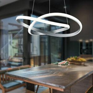 LED plafonnier suspension anneau design salle à manger lampe suspendue DIMMABLE