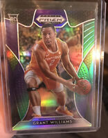 2019-20 Prizm Draft Picks Prizms Purple & Green #21 Grant Williams/199 Tennessee