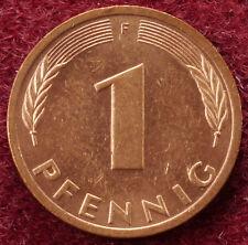 Germania 1 Pfennig 1985 F (B2703)
