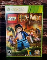 LEGO Harry Potter: Years 5-7 - XBOX 360 - Microsoft XBO 360 - Brand NEW - Sealed