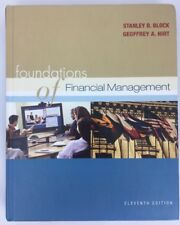 Foundations of Financial Management 11th Edition OLC with PowerWeb Hardcover a3