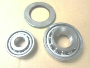 53 54 55 56 57 CORVETTE FRONT WHEEL BEARING + SEAL