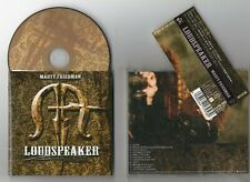 Marty Friedman - Loudspeaker - 2006 Japan obi ** Megadeth , Cacophony , Hawaii