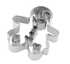 Tala 10A10542 Gingerbread Lady Cookie Cutter