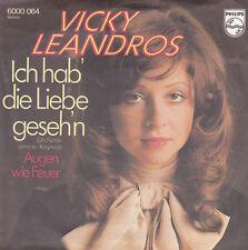 """Vicky Leandros - Ich hab' die Liebe geseh'n -  Vinyl Single 7"""""""