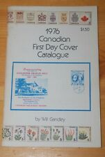 Weeda Literature: Canadian First Day Cover Catalogue, Will Gandley 1976