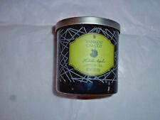 Yankee Candle FORBIDDEN APPLE-Limited Edition- 7 oz.- Apple/Bergamot/Oak/Vanilla