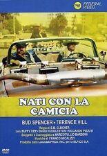 Dvd NATI CON LA CAMICIA - (1983) *** Bud Spencer Terence Hill *** .....NUOVO