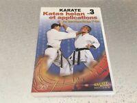 DVD Karaté Katas Heian applications Vol 3 Bushido Fischer DVD VIDEO FILM PAL VF