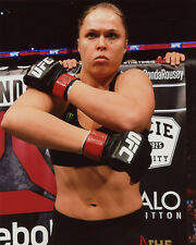 UFC Champion MMA RONDA ROUSEY Mixed Martial Arts 8x10 Photo Print Fighter Poster