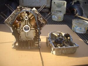 KOHLER COMMAND CV740  Block and Closure Plate with Oil Pump and Governor