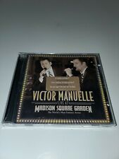 Victor Manuelle : Live at Madison Square Garden [us Import] CD (2007)