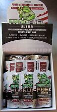 Frog Fuel Ultra Red POWER SHOT w/ Carbs, Protein, Aminos & Caffeine ( 12 pack )