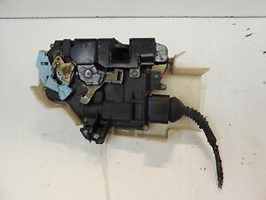 04-10 Volkswagen Touareg Front Right Side Door Lock Latch Actuator 3D1837016C