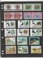 Liberia Imperf + Pairs Mint Never Hinged Stamps Ref 35961
