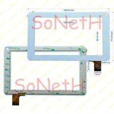 "Vetro Touch screen Digitizer 7,0"" Trekstor Surftab Breeze 7.0 Tablet PC Bianco"