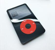 Apple iPod Classic 5. Generation 80GB • U2 Schwarz / Rot • Generalüberholt