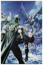 DEATH Of ROBIN PRINT Justice League Batman Jim Lee artwork