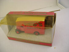 1990 MATCHBOX MODELS OF YESTERYEAR 1:59 Y-31 1931 MORRIS COURIER KEMP'S BISCUITS